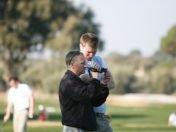 Brian Hemmings with Chris Wood